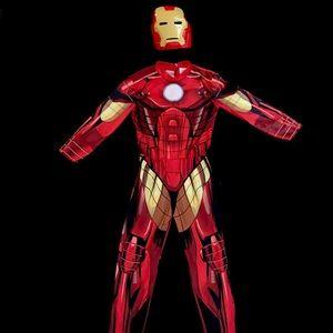 Iron Man Costume | Size 6-8 | Marvel